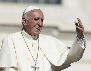 Pope Francis praises Vincentians on 400th Anniversary